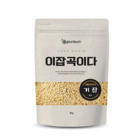 이잡곡이다 기장 1kg