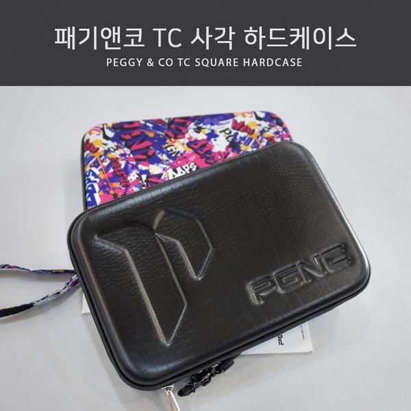 패기앤코 TC 사각 하드케이스 TC-400 블랙 상품이미지