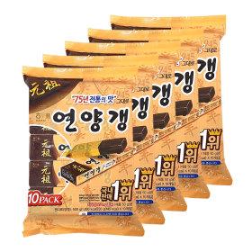 국내판매1위 연양갱 50g x 50개 간식 영양갱 한천