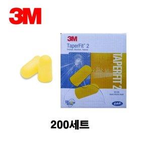 귀마개 EAR TaperFit  1통(200조)끈없음