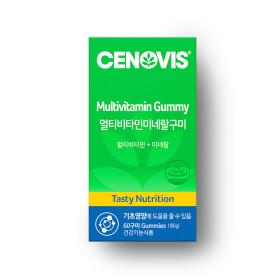 멀티비타민미네랄 구미 (60구미/60일분)