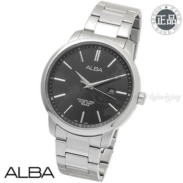 한국본사 삼정시계 공식업체 공식수입원正品 ALBA 알바 AS9593X1 상품이미지