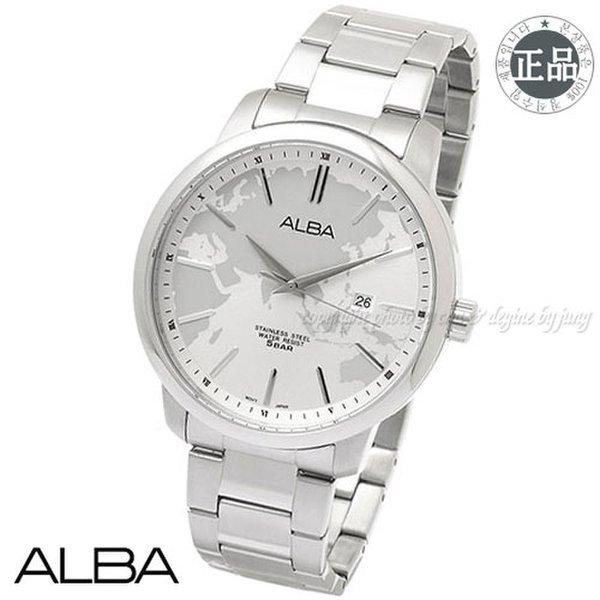 한국본사 삼정시계 공식업체 공식수입원正品 ALBA 알바 AS9595X1 상품이미지
