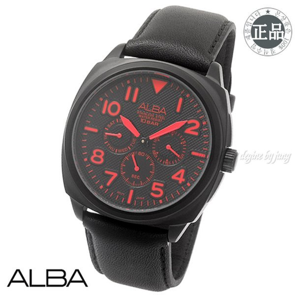 공식수입원正品 ALBA 알바 AP6139X1 상품이미지