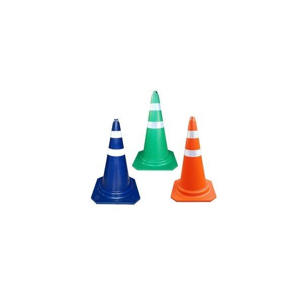 칼라콘/도로안전/컬러콘/꼬깔콘/주차고깔/주차꼬깔 상품이미지