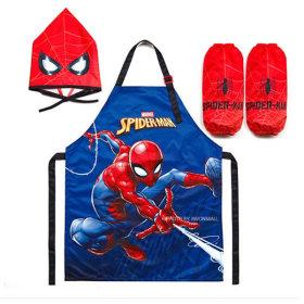 Spider-Man/Apron/Bandana/3-Item Set/Children/Kids