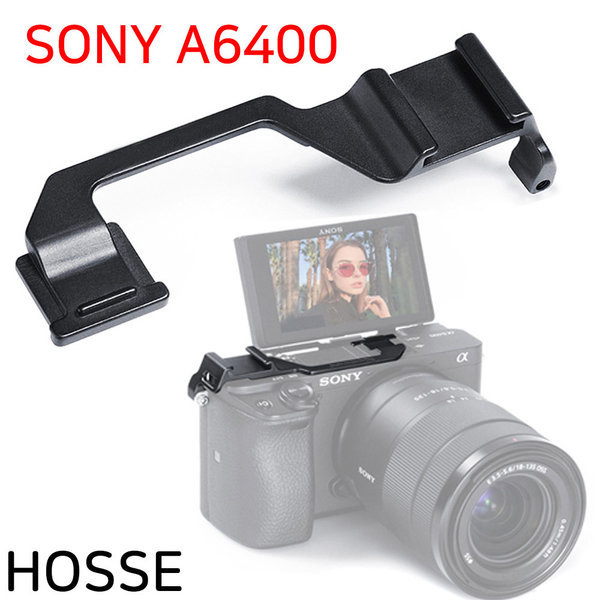 호세 소니 A6400 마이크 확장 콜드슈 카메라 유투버 상품이미지