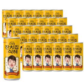 잔치집 식혜 240ml x 30 (박스)