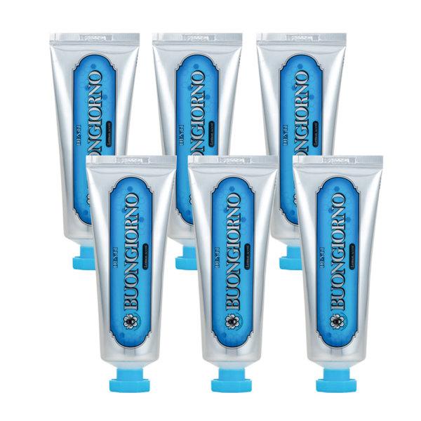 덴티본조르노 치석치약 (100g 6개) 상품이미지