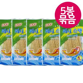 피시 스넥 스파이스맛 15g/어포/쥐포/술/안주/아귀포