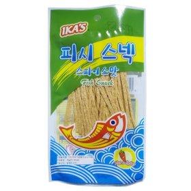 대용량 수입 어포 피시 스넥 스파이스맛 15g/술/안주
