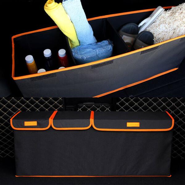 아트로마 오렌지스티치 트렁크정리함  특대형 112203 상품이미지