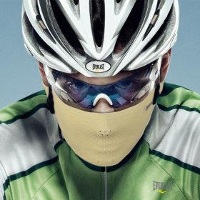 자외선차단 자전거 등산 스포츠 마스크 EVM-K3 숏