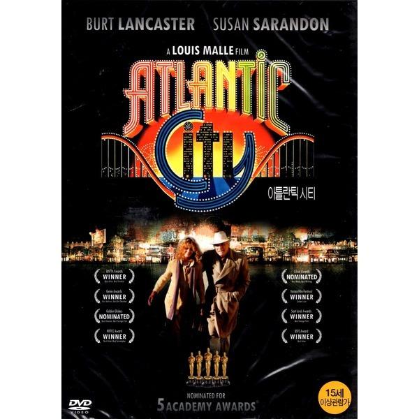 아틀란틱 시티(Atlantic City)(DVD 초회판) 상품이미지