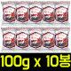 (무배) 옥수수 브이콘 100gx10봉 과자스낵간식/자갈치