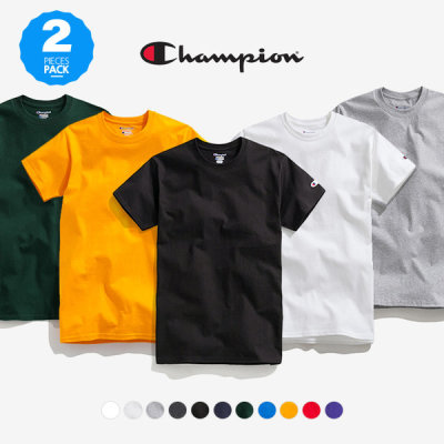 CHAMPION/T425/Plain Colored/Short-Sleeve Tee