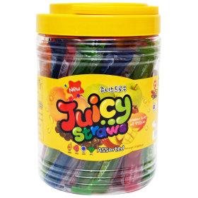 쥬시 스트로우 과일맛 젤리 817g/젤리스틱/트로피칼바