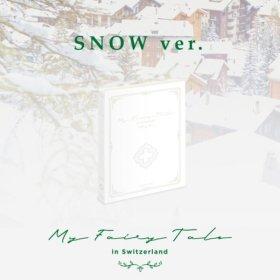 포토북  이진혁 (LEEJINHYUK) - My Fairy Tale  Snow ver.