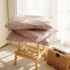 수면공감 알러지케어 달패턴 우유베개 커버(50x70)