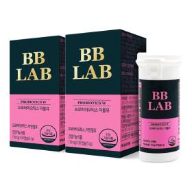 여성 질 유래 특허 유산균 50억 프로바이오틱스 60일분