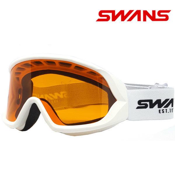 SWANS 스키고글 보드고글 325H-White 상품이미지