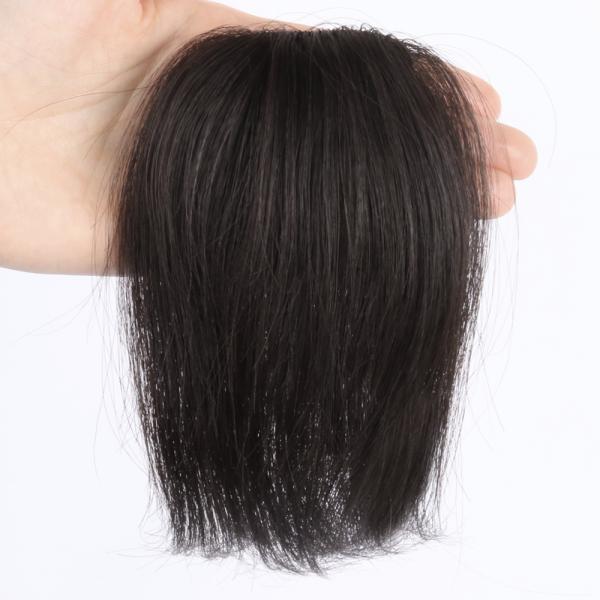 인모 헤어뽕 정수리가발 볼륨 헤어피스 중형 BBM02 상품이미지