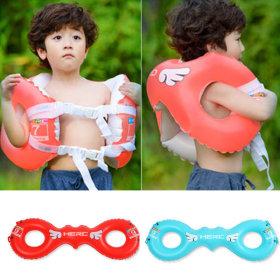 HERC정품 어깨형튜브2/물놀이용품/성인/아동/튜브