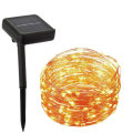 태양광 와이어 200 LED 트리등 정원등 장식등 줄조명