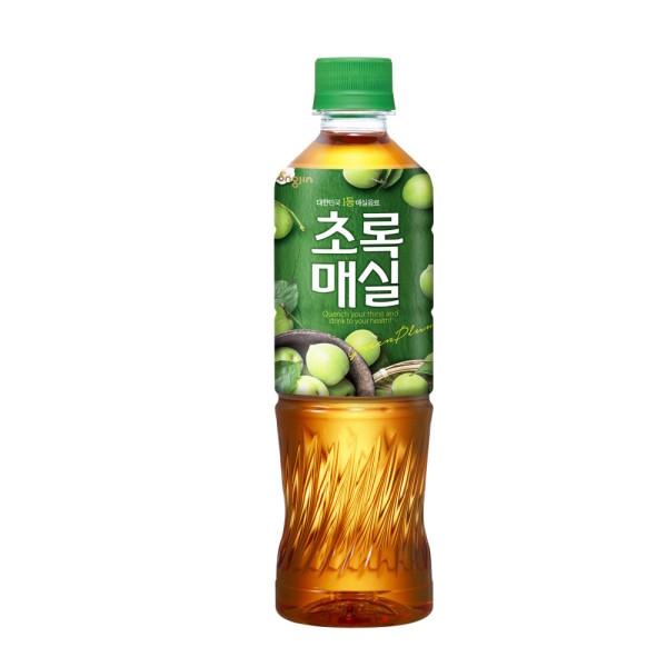 초록매실 500ml X 20PET/매실음료/매실차/음료수 상품이미지
