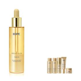 Golden Glow Face Oil 40ml/Firming Nourishing Strengthening the Skin Barrier