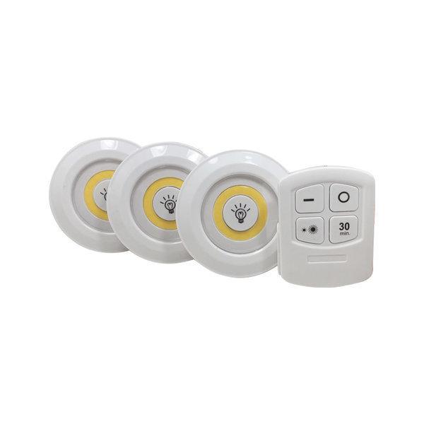 LED부착라이트 터치라이트 리모트 무드등 수면등 상품이미지