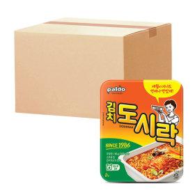 김치도시락 컵라면 86g 12개입 1박스