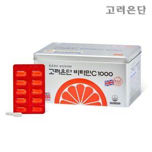 고려은단 비타민C1000 600정 / 쇼핑백