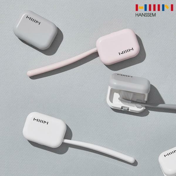 한샘 USB 충전식 헤드형 휴대용 칫솔살균기 4.0/건조/ 상품이미지