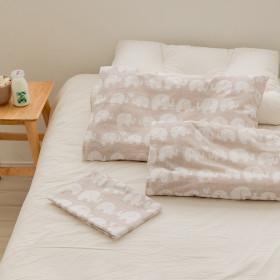 수면공감 우유베개 키즈 커버(59x30) /코끼리