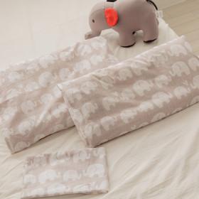 수면공감 우유베개 주니어 커버(59x37) /코끼리