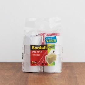 스카치 포장용 박스 테이프 P50 X 20개