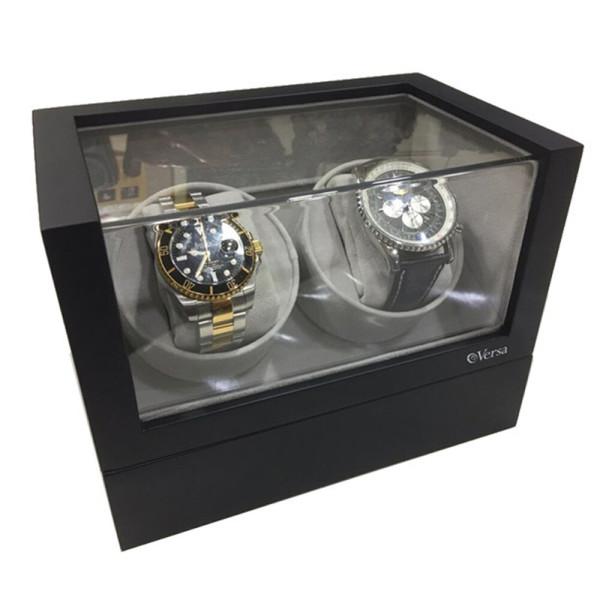 하이덴 버사 엘리트 더블 와치와인더 VR002-BlackWood 상품이미지