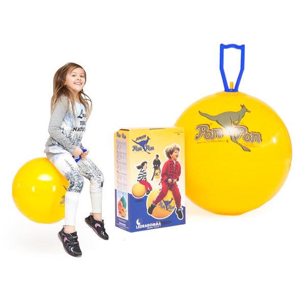 폰폰 주니어 42cm 어린이 키즈 놀이기구 점핑볼 점핑 상품이미지