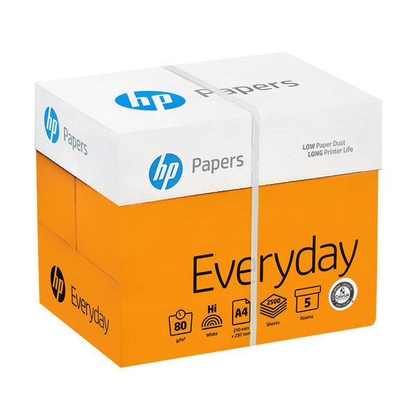 HP A4 복사용지(A4용지) 80g 2500매 1BOX 상품이미지