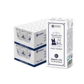 연세우유 무항생제 멸균우유 48팩