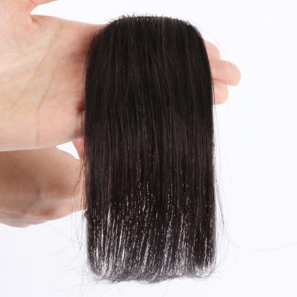 옆머리 볼륨 정수리가발 인모 헤어뽕 중소형 BBM03 상품이미지