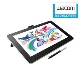 와콤 원 One 액정타블렛 DTC-133 +하이유니펜+사은품
