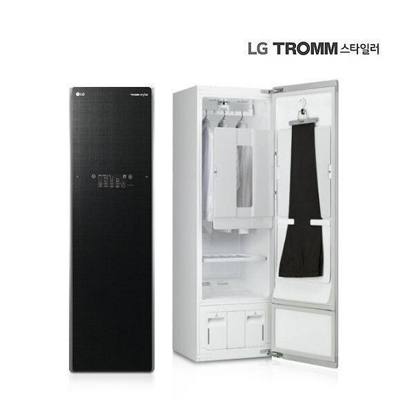 LG 트롬 스타일러 플러스 S5BB 린넨블랙(5벌+바지1벌) 상품이미지