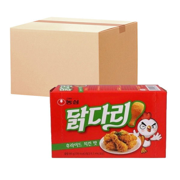 닭다리후라이드 66g 20개 한박스 상품이미지