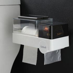 OMT 화장실 다용도 휴지걸이 욕실수납장 OSO-T118
