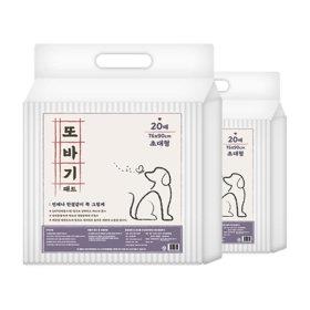 또바기 패드 초대형 40매 강아지패드 애견패드