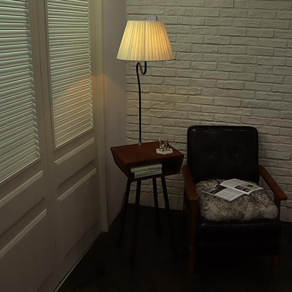 (현대Hmall)루미아데코 셀마 테이블 장 스탠드 상품이미지