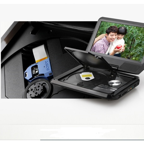 포터블 DVD 휴대용/차량용 USB 소니픽업 영화 학습 D3 상품이미지