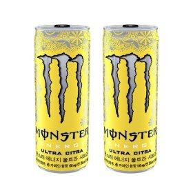 몬스터 에너지 시트라 355ml X 24CAN